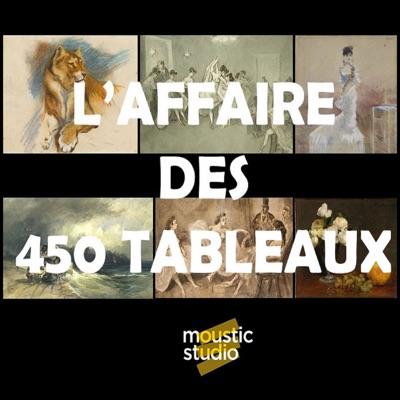 L'affaire des 450 tableaux:Moustic Studio
