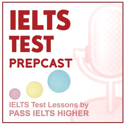 IELTS Test Prepcast:Steve Price