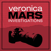Podcast cover art for Veronica Mars Investigations