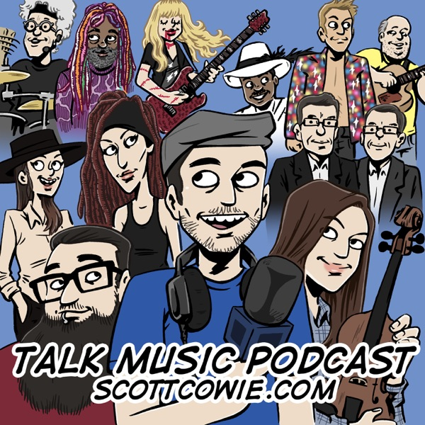 TalkMusic w/ Scott Cowie