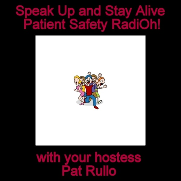 SPEAK UP AND STAY ALIVE Radio~The Book~Live Events