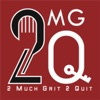 2 Much Grit 2 Quit with Shelley Till artwork