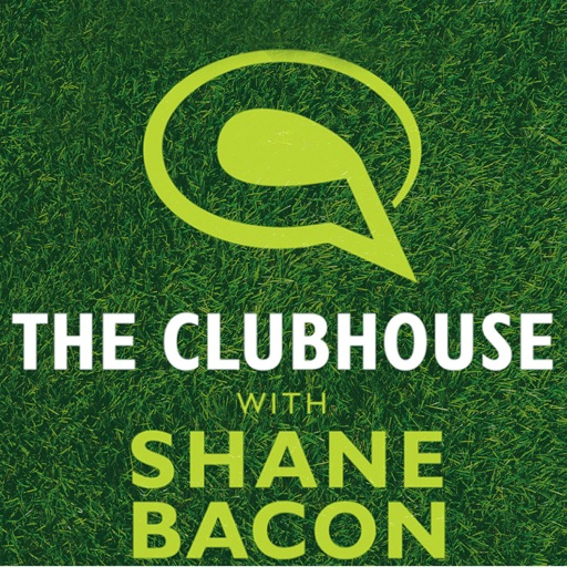 Cover image of The Clubhouse with Shane Bacon