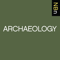 Podcast cover art for New Books in Archaeology