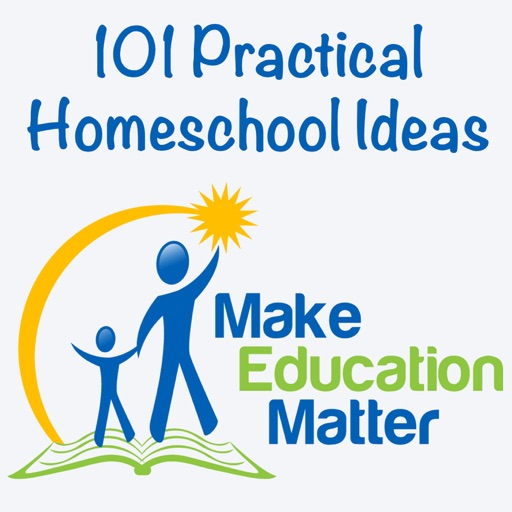 Cover image of 101 Homeschool Ideas