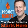 Project Ignite Podcast with Derek Gehl: Online Business | Internet Marketing | Make Money Online artwork