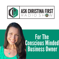 Ask Christina First podcast