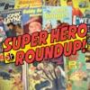 SuperHero Roundup artwork