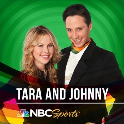 Tara and Johnny:Tara Lipinski and Johnny Weir, NBC Sports