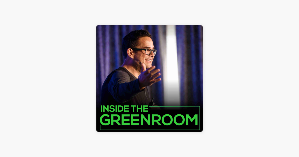 Inside The Greenroom With PV3 on Apple Podcasts