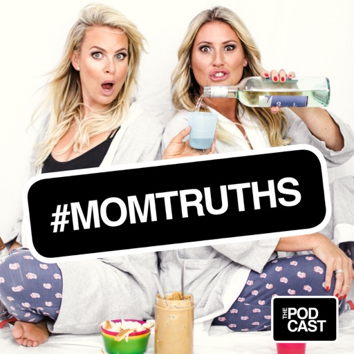 Cover image of #MOMTRUTHS with Cat & Nat
