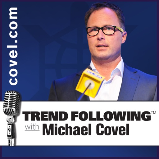 Cover image of Trend Following with Michael Covel