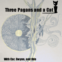 3 Pagans and a Cat podcast