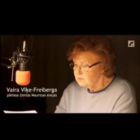 Zentas Mauriņas esejas pārlasa Vaira Vīķe-Freiberga podcast