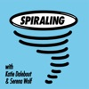 Spiraling  with Katie Dalebout and Serena Wolf artwork