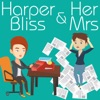 Harper Bliss & Her Mrs artwork