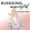 Blogging, Unscripted artwork