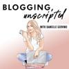 Blogging, Unscripted artwork