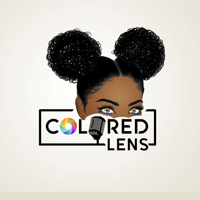 Podcast cover art for Colored Lens