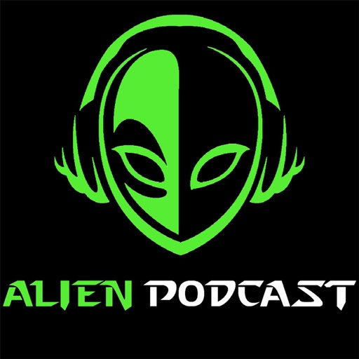 Cover image of Alien Podcast