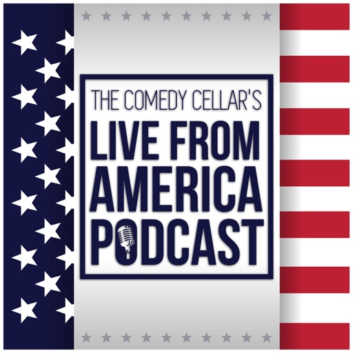 Cover image of Live From America Podcast