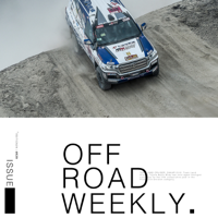 OFF ROAD WEEKLY 4K29 podcast