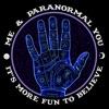 Me & Paranormal You with Ryan Singer artwork