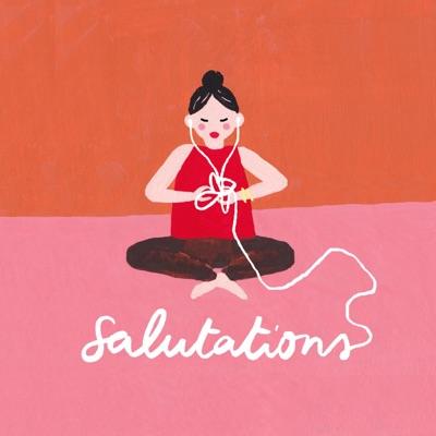 Salutations Yoga:Anne-Laure