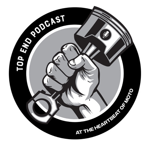 Cover image of Top End Moto Podcast
