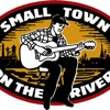 Small Town on the River artwork