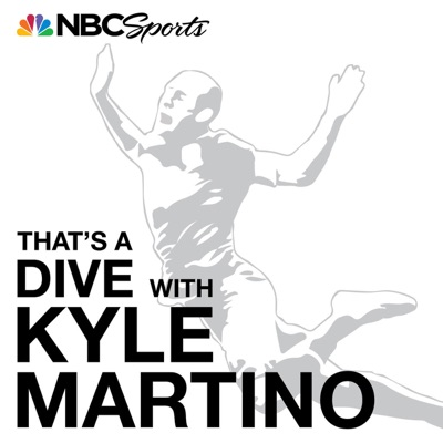 That's a Dive with Kyle Martino:Kyle Martino, NBC Sports Soccer