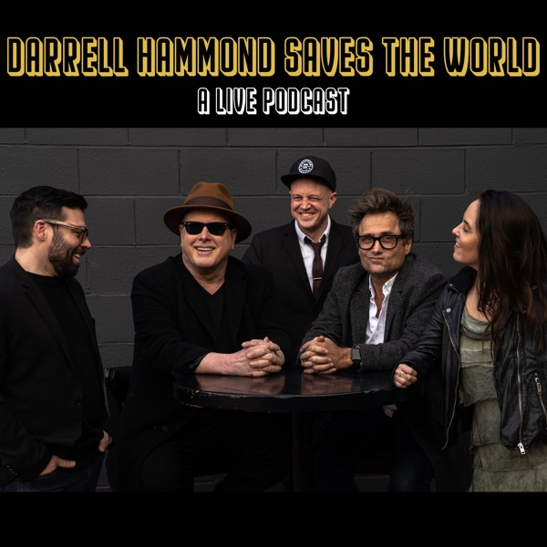 Darrell Hammond Saves The World