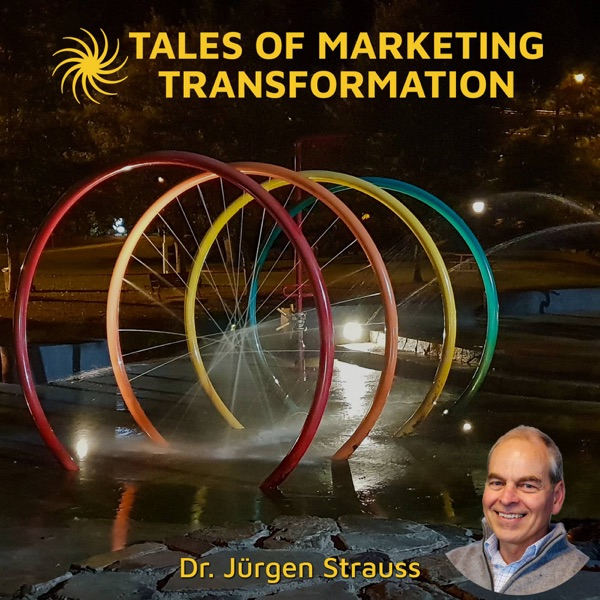 Tales of Marketing Transformation Icon