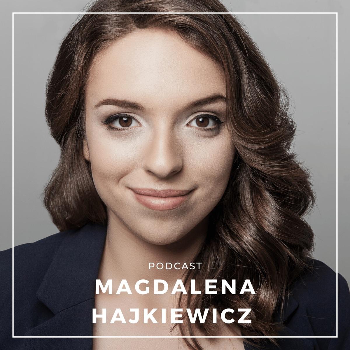 Magdalena Hajkiewicz Podcast