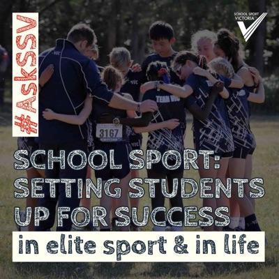 Ask School Sport Victoria #AskSSV