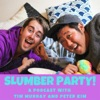 Slumber Party with Tim Murray artwork