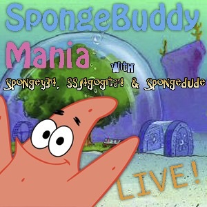 SpongeBuddy Mania!