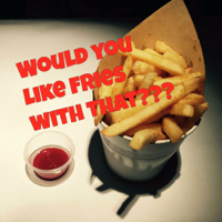 Would you like fries with that? podcast