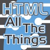 HTML All The Things - Web Development, Web Design, Small Business artwork