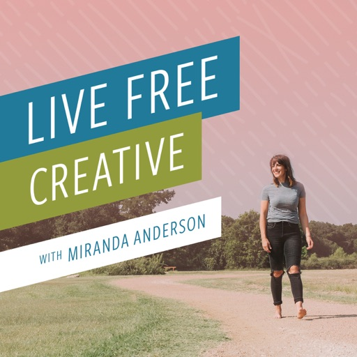 Cover image of Live Free Creative