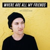 Where Are All My Friends artwork