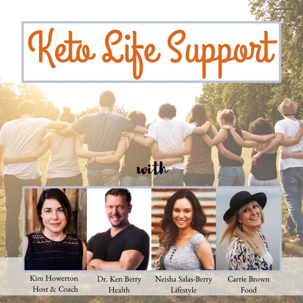 KLS and Keto Woman Podcast Connect