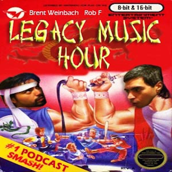 The Legacy Music Hour Video Game Music Podcast image