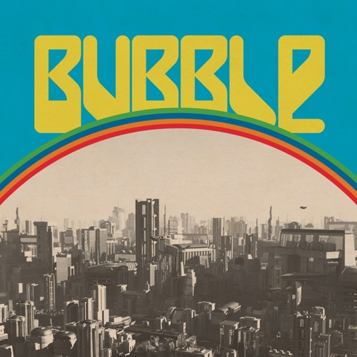 Cover image of Bubble