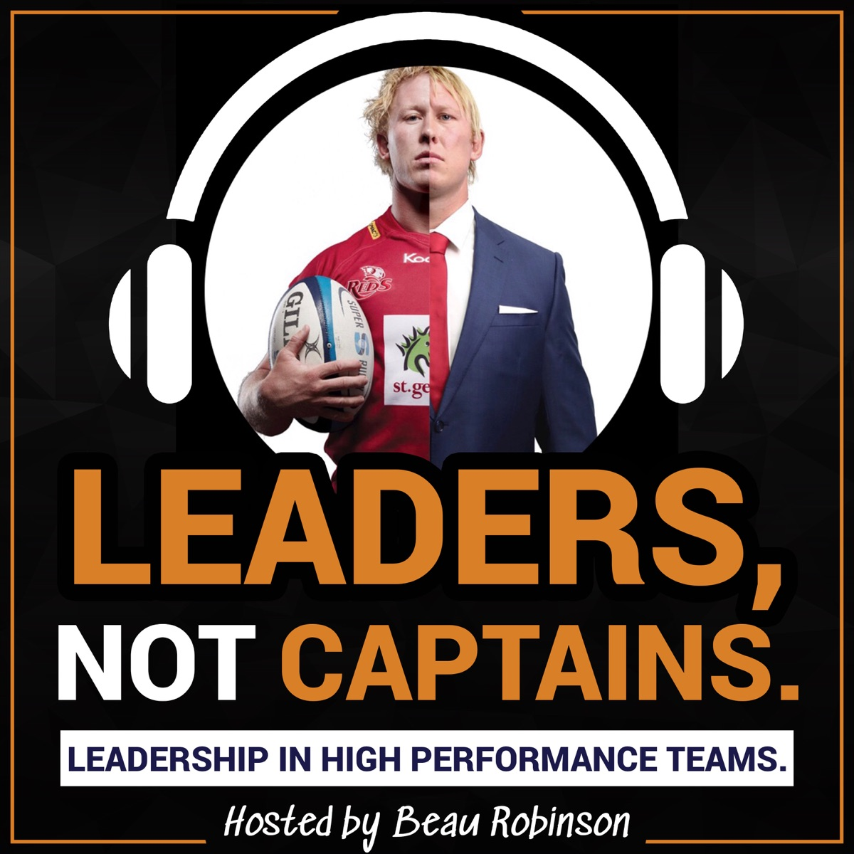 Leaders not Captains