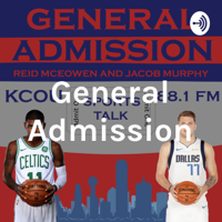 General Admission podcast