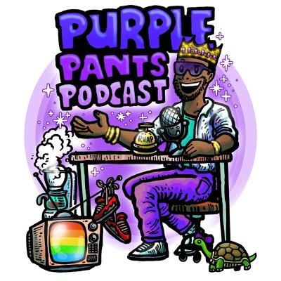 Purple Pants Podcast:Brice Izyah