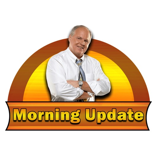 Cover image of Rush Limbaugh Morning Update
