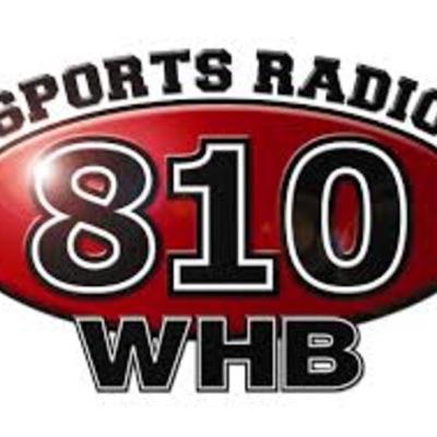 Additional Programming:Sports Radio 810-WHB