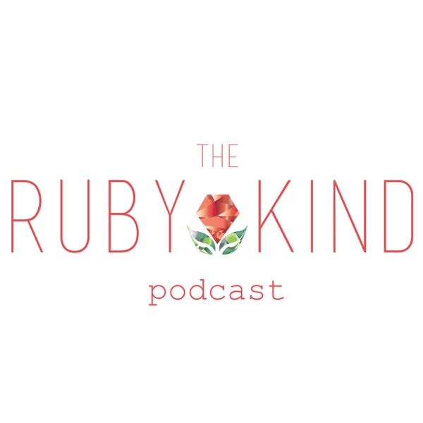 The Ruby Kind Podcast banner backdrop